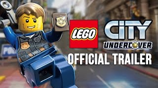 Announce Trailer 1 - LEGO CITY Undercover Game (2017)(Join the Chase! This first official trailer for LEGO CITY Undercover, featuring Chase McCain, a police officer who goes undercover and dons multiple disguises to ..., 2017-01-12T17:00:01.000Z)