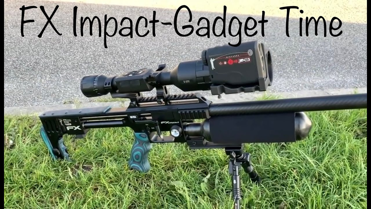 #4 Rabbit Hunting-FX Makes An Impact With A Handy New Gadget