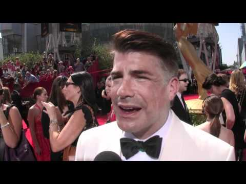 Bryan Batt aka Salvatore Romano of AMC's 'Mad Men' at the 2010 Primetime Emmys
