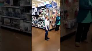 Walmart Yodeling Kid (Original video in 1080p HD)