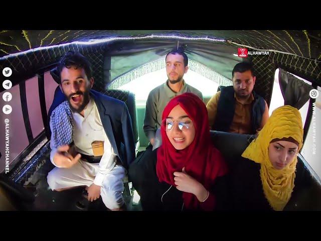 باص الشعب3 | الجزار | الحلقه 19 | قناة الهوية