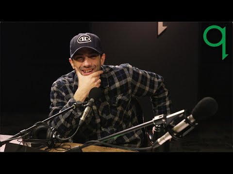 Jay Baruchel on his love for the Habs and how dom helped him through hard times