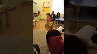 Английский язык Ахтырка деткам от 3 лет. Открытые уроки I can sing(1)