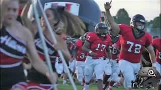 2018 Hillcrest Rams vs Mauldin season opener Highlights