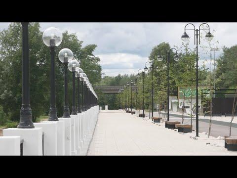 UTV. Обновленную набережную Оренбурга намерены сделать экономически выгодной для города