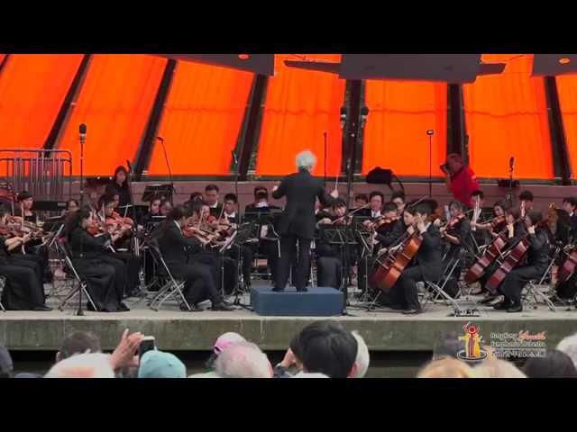 《Capriccio Italienne Op.45》 P I Tchaikovsky  「香港青年愛樂樂團」