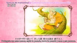 Cover images Chikai- sora amamiya subtítulada FULL | ending nanatsu no taizai