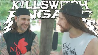 How to be KILLSWITCH ENGAGE w/ Mike D'Antonio!