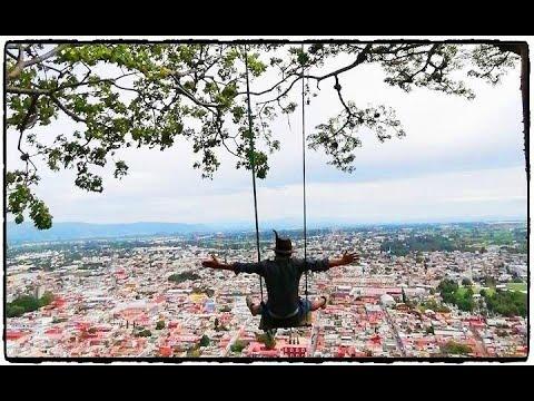 COLUMPIO DE ATLIXCO PUEBLO MÁGICO, PUEBLA MÉXICO