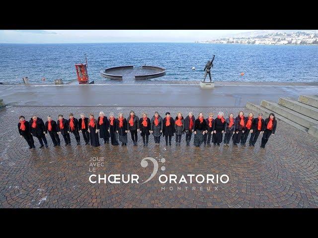 Joue avec le Chœur d'Oratorio de Montreux - Prise 3 avec les soprani