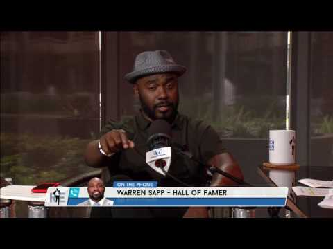 Hall of Famer Warren Sapp Wants to Shut Down Youth Football | The Rich Eisen Show | 6/23/17