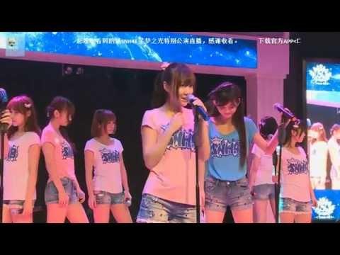 [150320] SNH48 - 11. 一心向前 (前しか向かねえ / Mae Shika Mukanee)