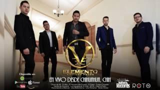 Quinto Elemento - En Vivo desde Chihuahua, Chih (2017)