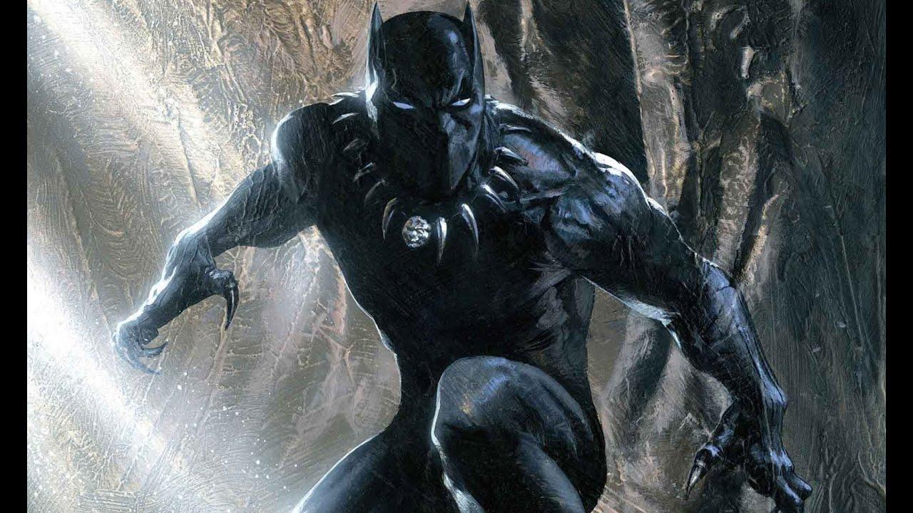 фото чёрной пантеры марвел
