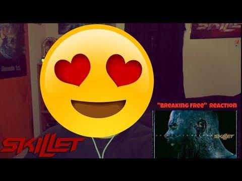 "SKILLET - ""BREAKING FREE"" Featuring Lacey Sturm REACTION!!| MattSkilletGuy."