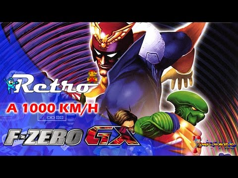 A 1000 km/h | F-Zero GX (GCN) | Gameplay Retro