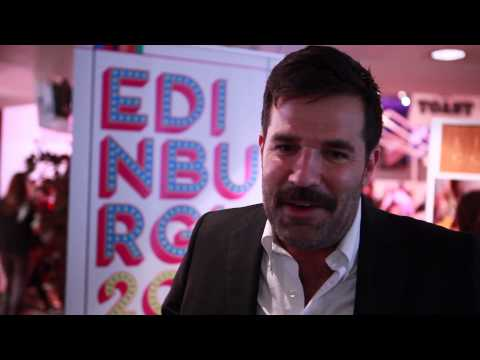 GEITF 2014 - BAFTA Rocliffe New Comedy Showcase - Rob Delaney