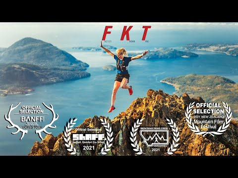 WATCH: FKT on Mount Brunswick