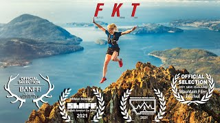 FASTEST KNOWN TIME!!! (2020 BANFF Festival Selection) Salomon Trail Runner FKT - Mount Brunswick, BC