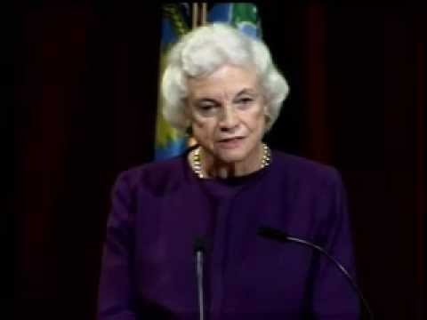 Sandra Day O'Connor: The Importance of an Independent Judiciary