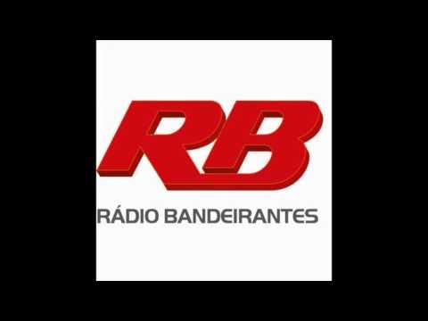 Prefixo Radio Bandeirante 96.1 FM Sao Paulo SP (1991)