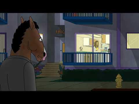 马男波杰克Bojack Horseman-Do you have someone u want to talk to你经常和人保持距离么,你害怕别人了解你么