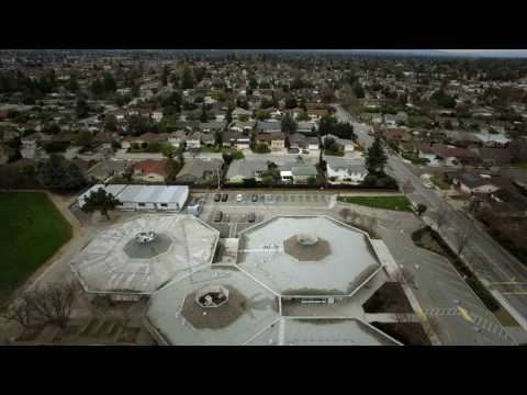 Aerial Videography: Sunnyvale, CA in 4K