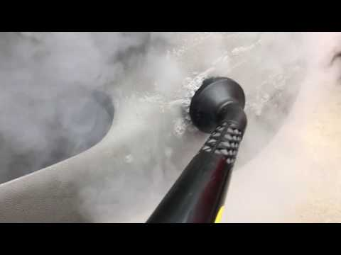 McCulloch steam cleaner