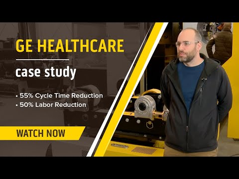 GE Healthcare MRI Fabrication Case Study (Demonstration & Review)