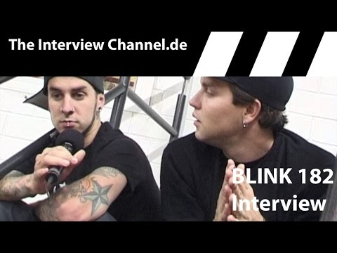 Blink-182 Interview 2001