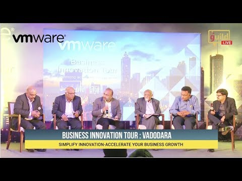 "Business Innovation Tour ""Vadodara"":  Simplify Innovation Accelerate your business growth Part 1"