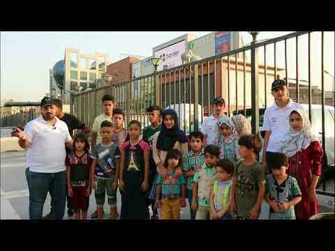 بي_بي_سي_ترندينغ | مركز تجاري في #العراق يمنع دخول الأيتام #مقاطع_مول_المنصور  - نشر قبل 2 ساعة