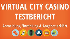 Virtual City Casino Testbericht: Anmeldung & Einzahlung erklärt [4K]