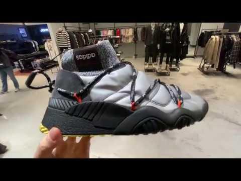 Обзор кроссовок Alexander Wang x adidas Puff Trainer