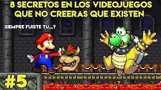 8 Secretos en Los Videojuegos que No Creeras que Existen (PARTE 5) - Pepe el Mago