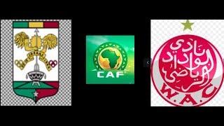 جراف دي داكار - الوداد الرياضي : دوري أبطال أفريقيا