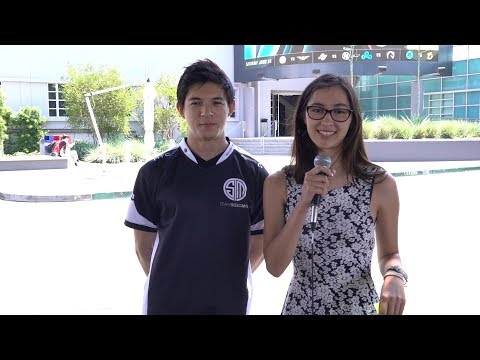 """Hauntzer: """"By the end of the split I'll be the best top laner"""""""