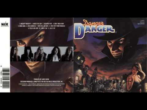 Danger Danger - Danger Danger (Full album)