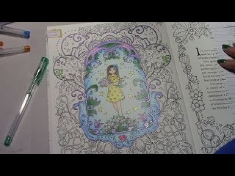 Ivy and the Inky Butterfly   Color With Me   Part 5