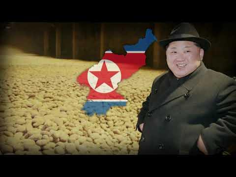 """""""Potato Pride"""" - North Korean Pop Song"""