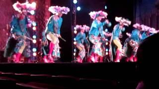 ''Los Matachines'', Ballet Folklorico de...