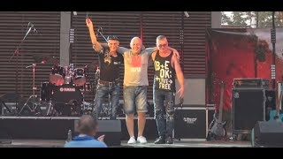 7-й Фестиваль рок музыки ROCK OUT г.Олайне (Латвия) 01.09.2018