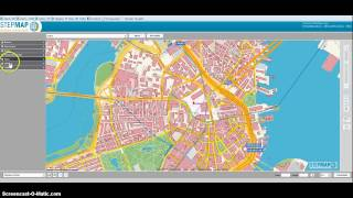 StepMap: Vector Based Map Tool (SVG File)