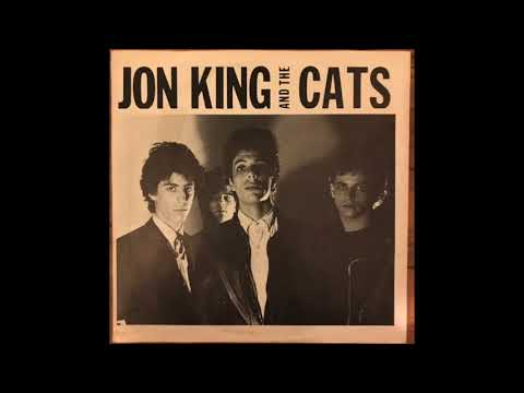 Jon King And The Cats ‎– Oh Oh Oh / Show Biz 1979 new wave NY
