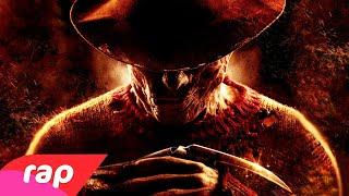Rap do Freddy Krueger (Hora do Pesadelo) - O SENHOR DOS PESADELOS | NERD HITS
