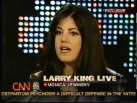 Monica Lewinsky on Larry King Live CNN