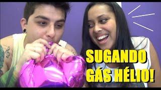 VDC - Sugando gás / engravidar quando? / primeiro beijo? - Pergunte ao Casal #03