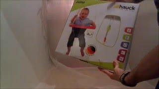"Unboxing - Hauk ""Jump"" - Türhopser - Kinder Spielzeug"