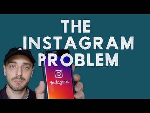 The INSTAGRAM PROBLEM for PHOTOGRAPHERS