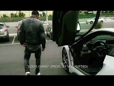 21 Savage, Nav, Matt Reed Type Beat - Louis Gang (Prod. By Von Gifted)